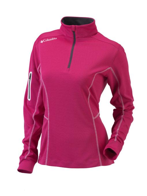 Pink Shotgun Pullover
